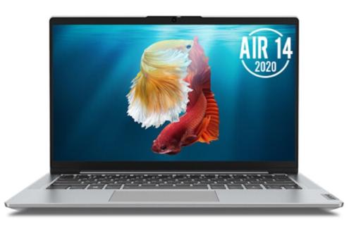 联想小新Air14 2020开售,基准续航测试可达12.5小时