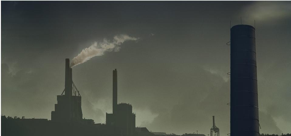 物联网怎样应对空气污染