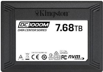 金士顿新款U.2 SSD发布,随机写入速度最高为210k IOPS