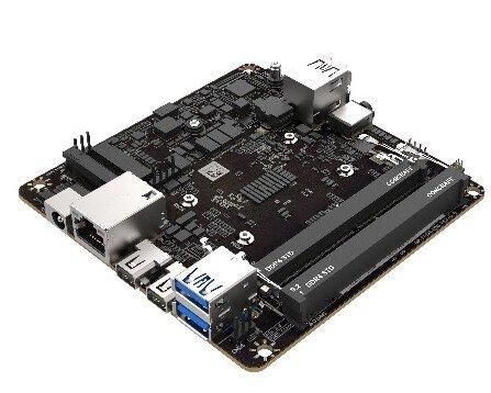蓝宝石为AMD APU推出两款嵌入式主板,适用于NUC类小主机