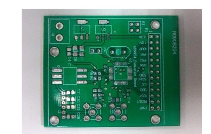 AD9951和AD9952芯片的配置程序免费下载