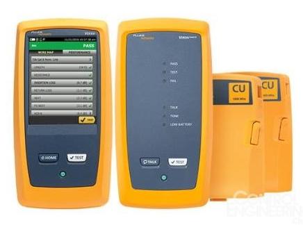 全频线缆测试仪的参数与基本接收方式