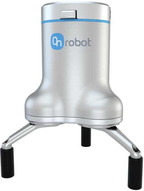 OnRobot推出新型大行程三指電動夾持器,可處理各類回轉零件