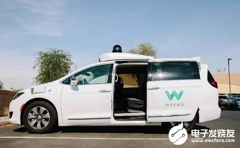 Waymo首获外部融资22.5亿美元 自动驾驶竞争逐渐白热化