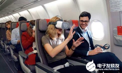卡塔尔航空联手Inflight VR 为其航线新增娱乐产品VR体验