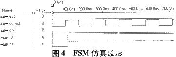 采用复杂可编程逻辑器件实现多路信号采集系统的设计