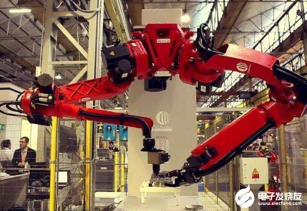 """機器人被逐步""""喚醒"""" 生產效率和質量不打折"""
