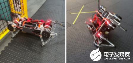 谷歌最新算法 可以让机器人自学走路更加简...