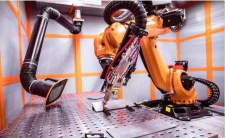 工业机器人产业链逐步完善,进口替代有望加速
