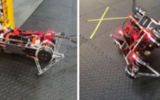 谷歌算法可让机器人自己学会如何走路