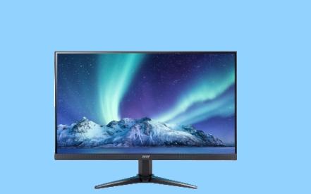 宏碁推出全新28英寸4K顯示器,有8種顯示模式