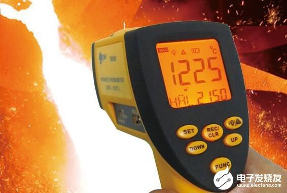 红外测温仪与钢水测温仪的区别