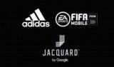 Adidas与Google和EA Sports合作合作开发了一款新的提花产品