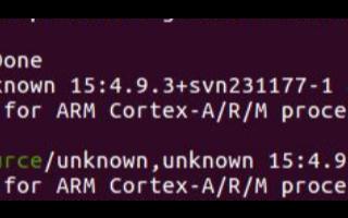 Linux下开发STM32 使用gcc-arm-none-eabi工具链编译生成bin、hex文件