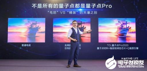 TCL电子发布2020全新电视产品 拥抱即将到来的5G变革