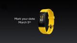 Realme展示了即将推出的智能手表