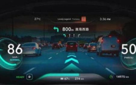 車載導航會成為新能源汽車的下一個風口嗎