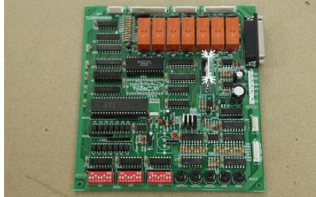 主板开机触发电路维修54例详细说明