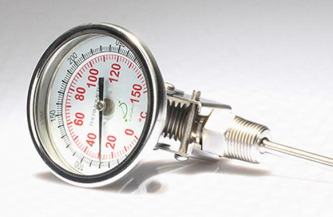 双金属温度计怎么读数_双金属温度计使用维护