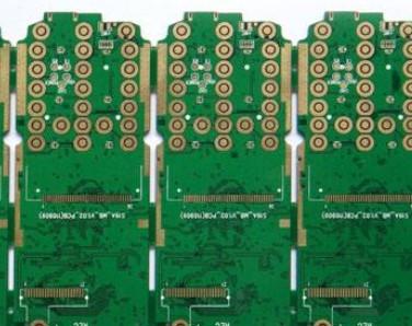 PCB通孔再流焊接技术的种类及对引脚的要求
