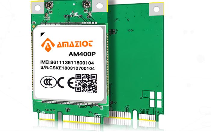 AM400P的AT命令手冊資料免費下載