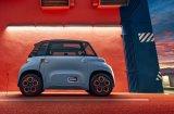 雪铁龙新款微型电动汽车,充电只要三个小时