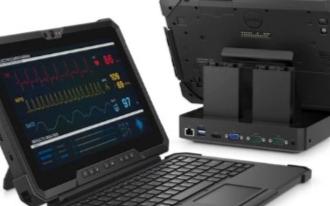 戴尔发布全坚固型平板电脑,搭载最新第8代英特尔酷睿处理器