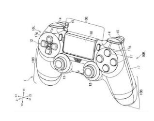 索尼手柄专利曝光,或将具有无线充电功能