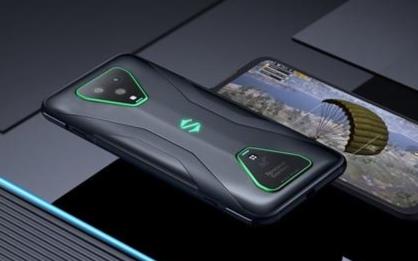 黑鯊3 Pro突然發布,全球唯一的升降游戲按鍵