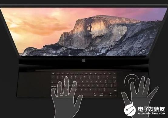 蘋果或將推出柔性屏iMac 實現鍵盤和屏幕一體化