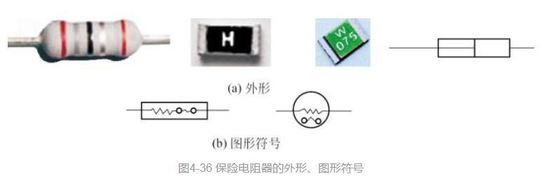 保险电阻器的特点作用_保险电阻器的检测代换