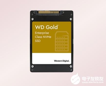 西数全新推出企业级金盘SSD 将会面向零售渠道通路销售