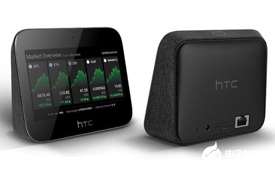 HTC的区块链技术5G无线路由 最安全且可用作比...