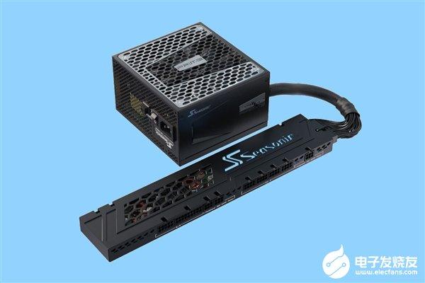 海韵Connect SSR-750FA正式发布 拥有独立线缆接口模块且采用磁吸式设计