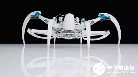 仿生机器人技术 从蜘蛛得来的灵感
