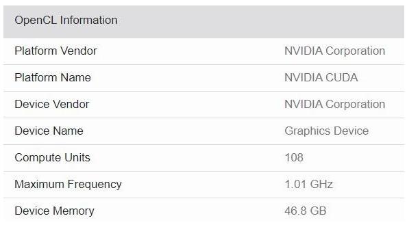 英伟达两款GPU信息曝光,或是NVIDIA Tesla V100继任者