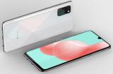 三星一個已經宣布的中檔手機-Galaxy A41