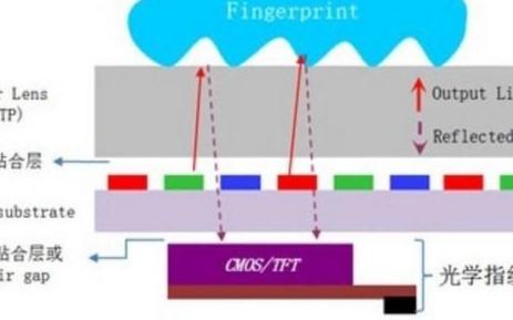 光学屏幕指纹的优势是什么,简述指纹识别原理