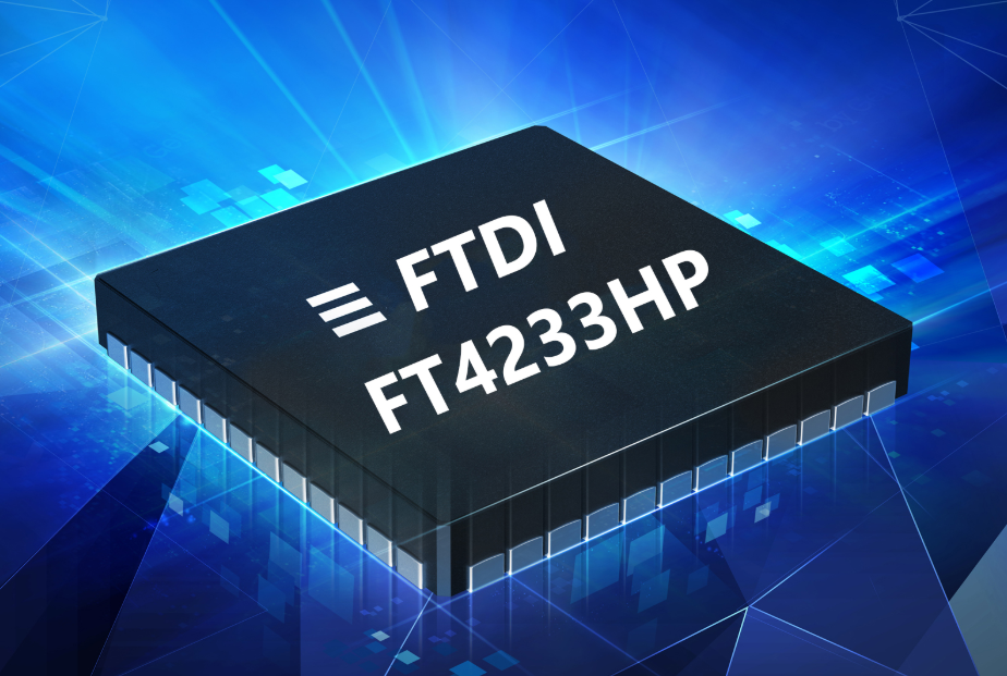 FTDI releases built-in Type-C / PD controller