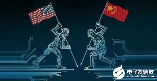 用AI创造更多价值 中国将在AI领域与美国齐头并...