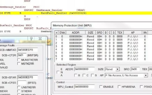 关于MCU怎么在扩展的SDRAM上运行程序?