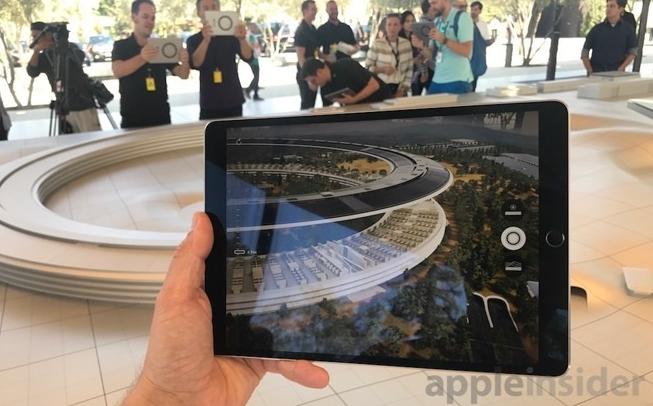 蘋果基于深度的觸控檢測AR專利