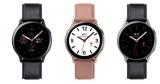 三星宣布在韩国推出你是谁哇两种新的Galaxy Watch Active 2变体