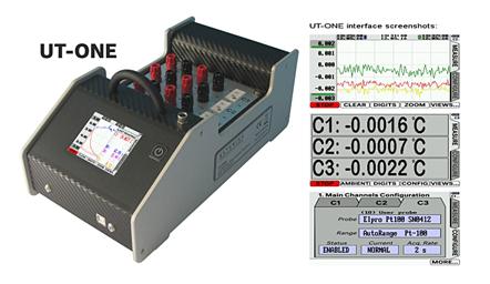 可用密封高精度电阻来提高测温仪的长期稳定性