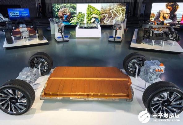 通用汽车发布Ultium电池系统 转型迫在眉睫