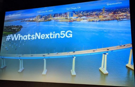 Qualcomm将全面推动5G在全球的部署和规模化发展