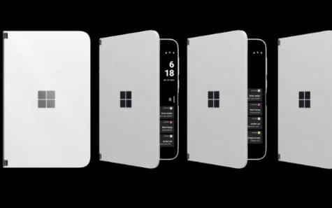 Surface Duo或夏季上线,硬件规格有点过时