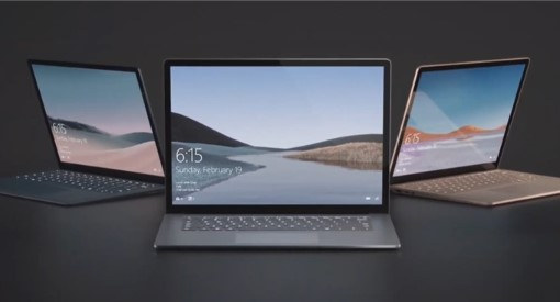 微軟(ruan)15英寸Surface Laptop 3曝光...