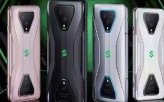 黑鲨推首款5G游戏手机,搭载了游戏专用按键