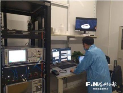 全面复工的福州物联网开放实验室